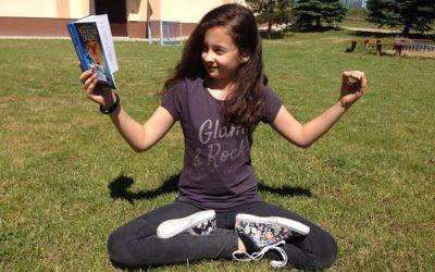 """Wyniki konkursów fotograficznych: """"Selfie z książką"""" i """"Kreatywnie z książką"""""""