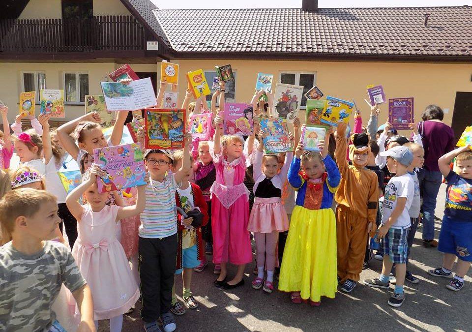 """""""Jak nie czytam, jak czytam"""" – Szkoła Podstawowa w Naramie"""