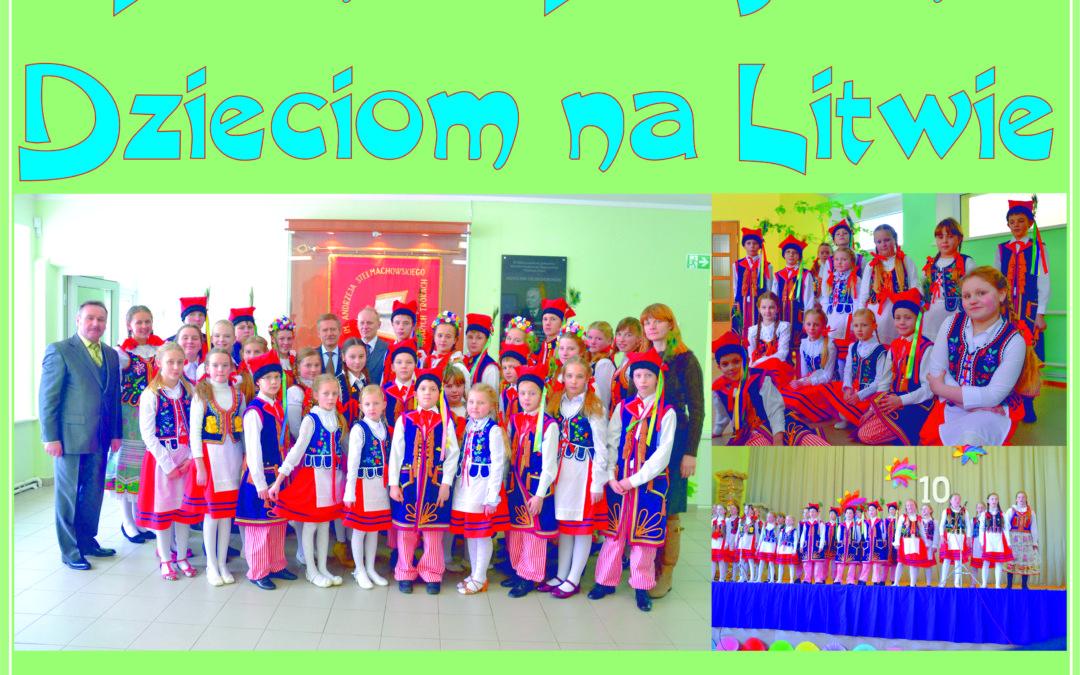 Pomóż Polskim Dzieciom na Litwie