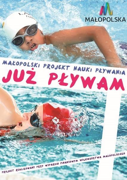 """Ruszają zajęcia nauki pływania w ramach projektu ,,Już pływam"""""""