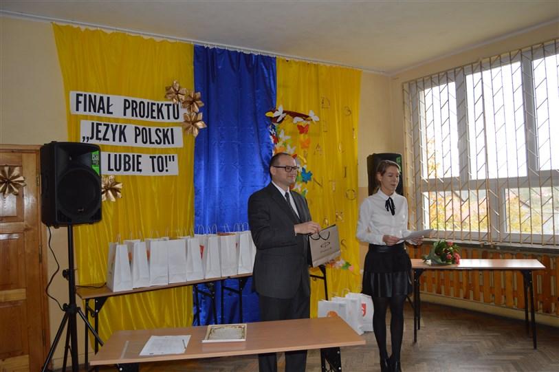 """Wielki Finał Projektu """"Język polski – lubię to!"""""""