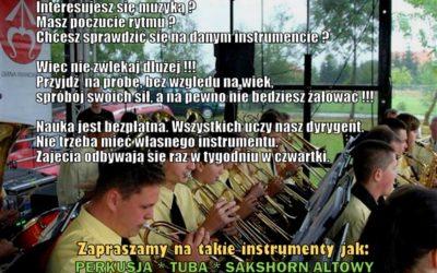 Nabór do Orkiestry TEMPO