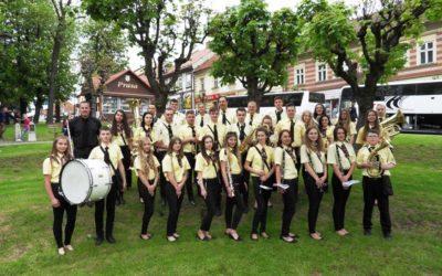 XX Wiśnicka Parada Orkiestr Dętych w Nowym Wiśniczu