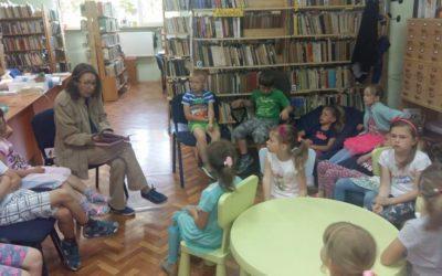 Tydzień czytania w Gminie Iwanowice