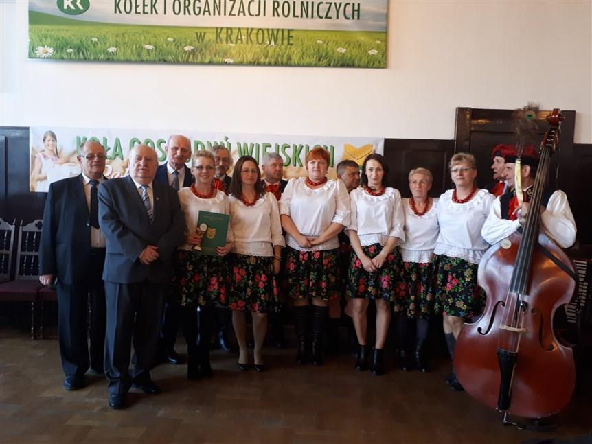 KGW z Władysława prezentuje swój dorobek kulinarny
