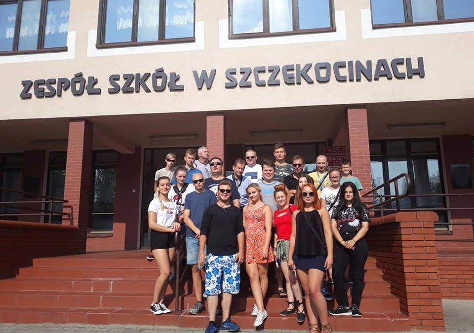 Warsztaty w Szczekocinach oraz Koncerty w Lelowie