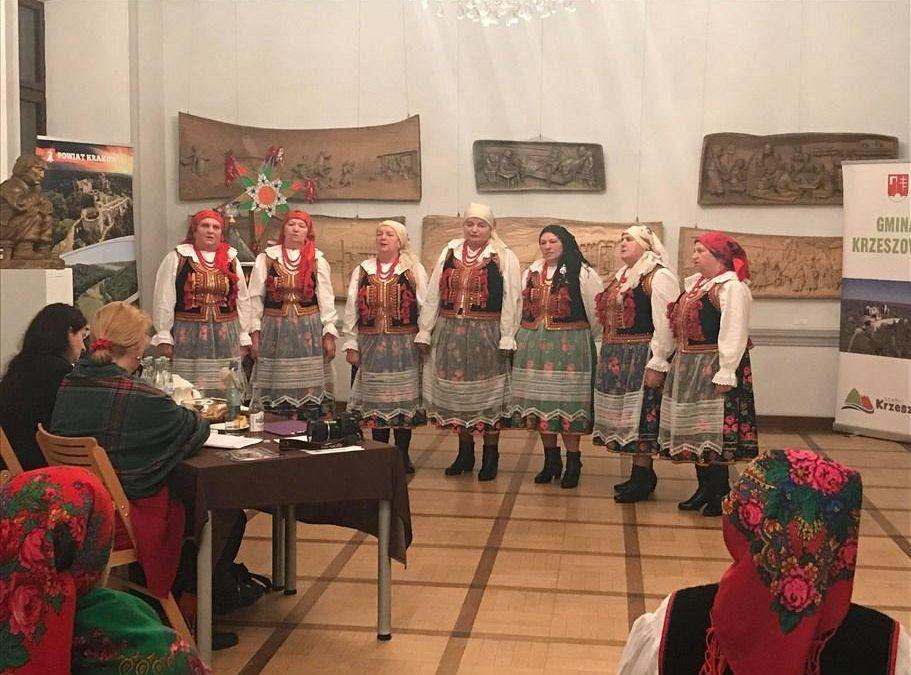 Sukces Gminy Iwanowice w Krzeszowicach