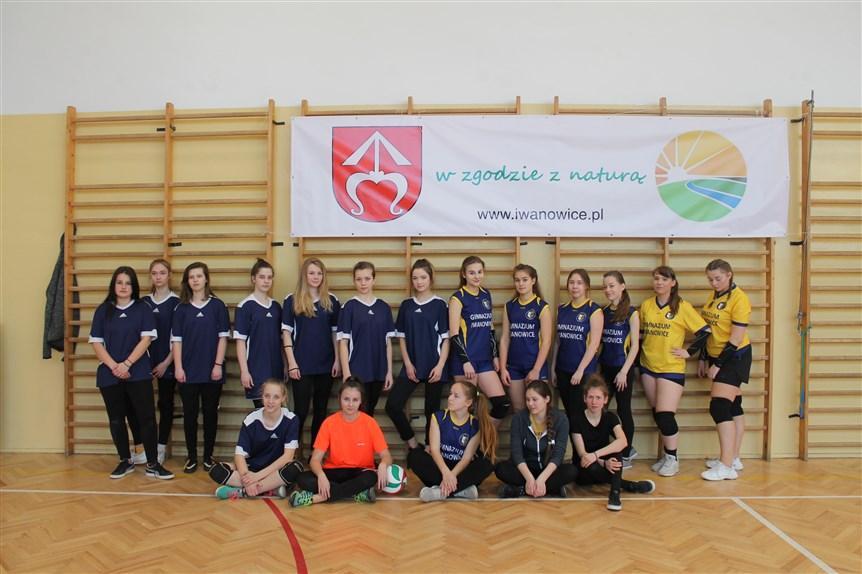 Turniej Piłki Siatkowej Dziewcząt