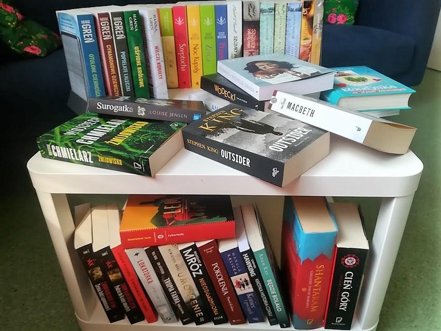 Nowości w bibliotece w Iwanowicach
