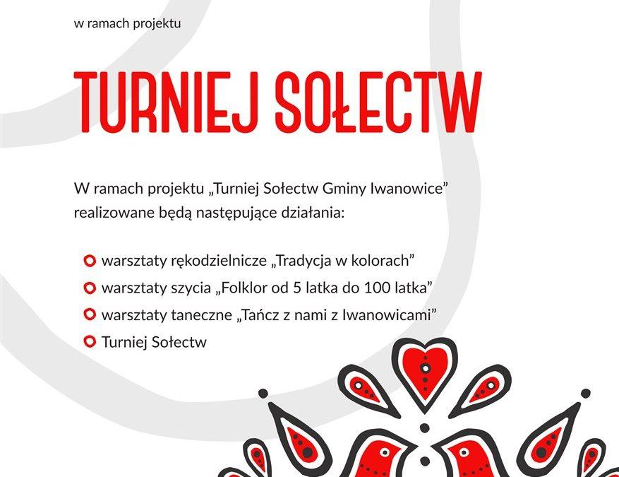 Turniej Sołectw w Gminie Iwanowice
