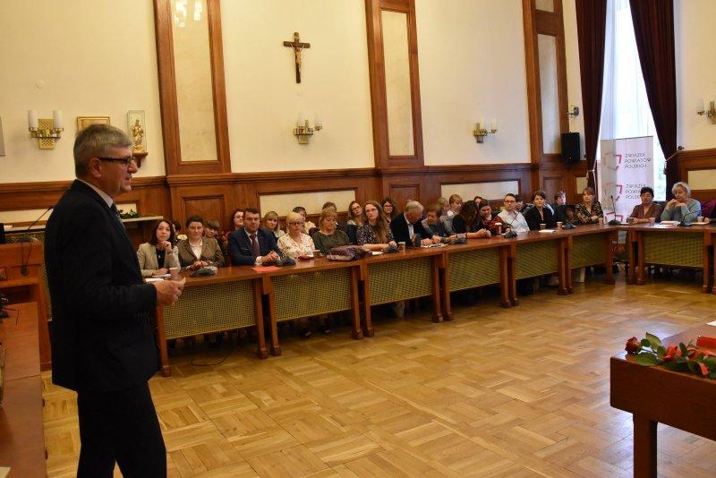 XIV Forum Bibliotekarzy Powiatu Krakowskiego
