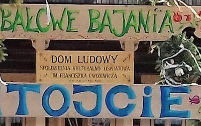 Sukces Gminy Iwanowice na 53. Sabałowych Bajaniach w Bukowinie Tatrzańskiej