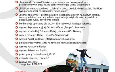 Gminny Turniej Sołectw 2019