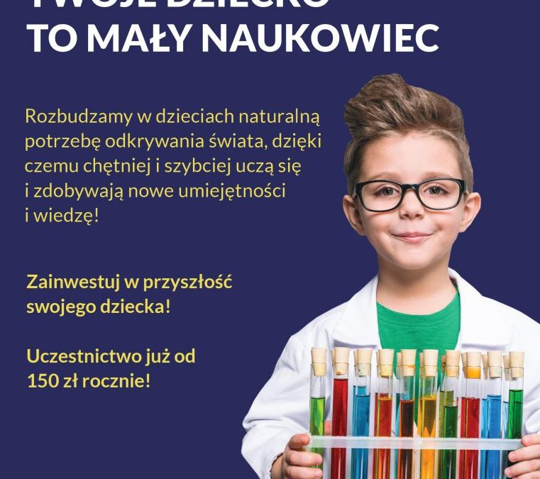 Wykład i warsztaty Iwanowickiego Uniwersytety Dziecięcego już w sobotę 30 listopada o godzinie 9:00.