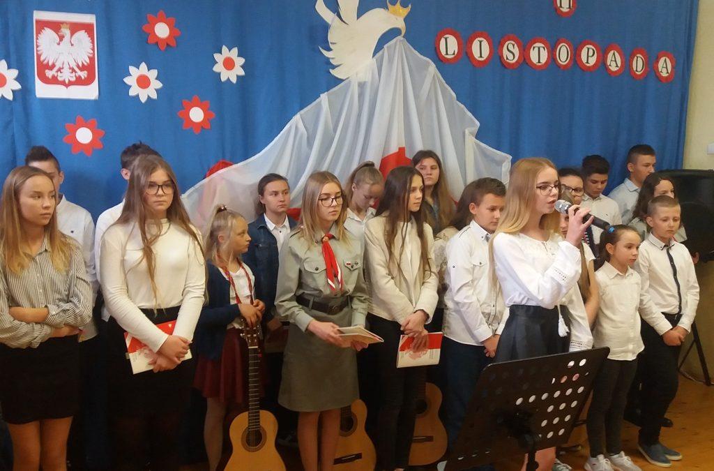 Obchody Narodowego Święta Niepodległości w Sieciechowicach