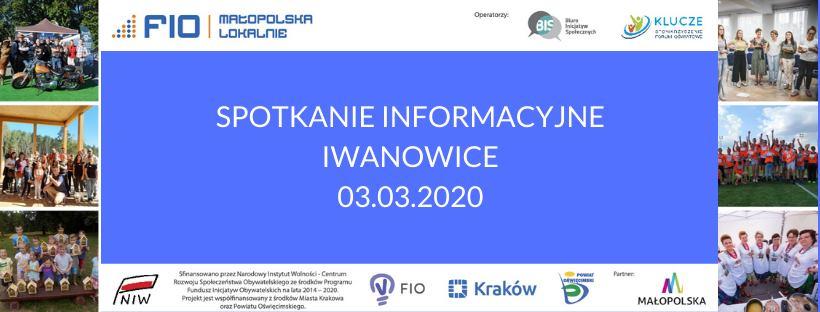 Nabór do konkursu grantowego FIO Małopolska Lokalnie