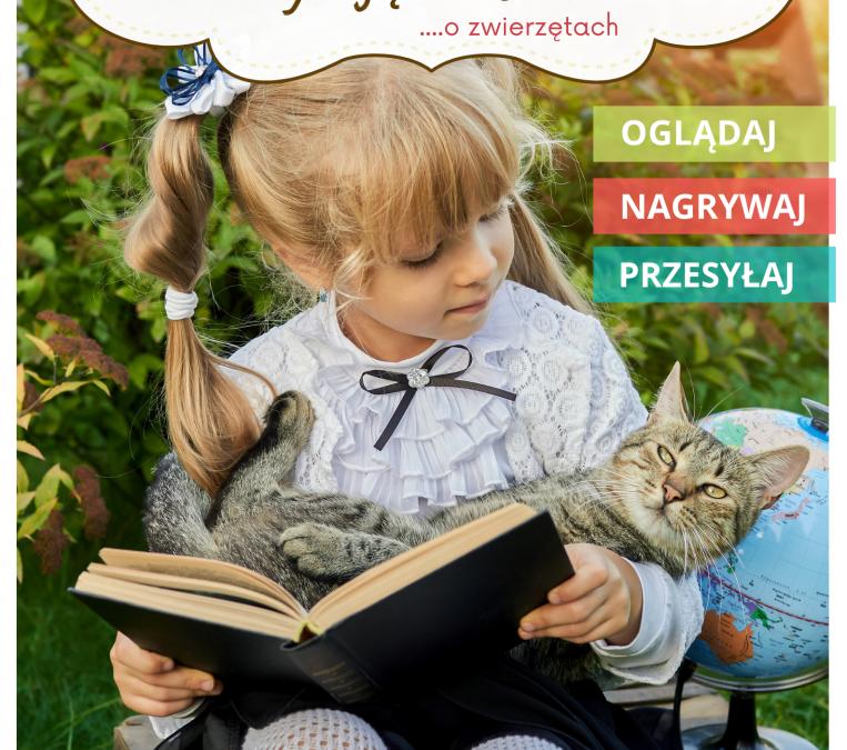 Iwanowice czytają dzieciom o zwierzętach!!!