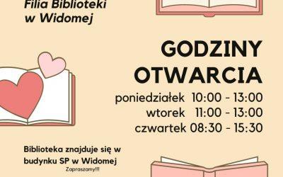 Biblioteka w Widomej