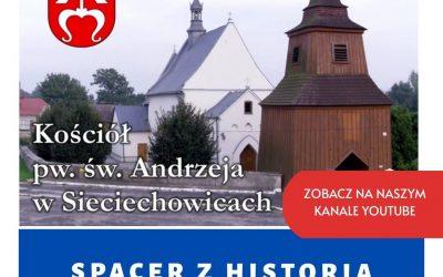 Film o kościele w Sieciechowicach