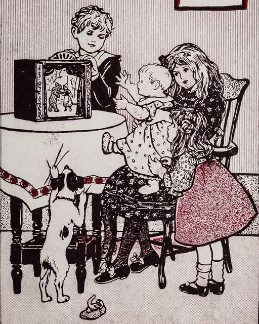 Literatura polska dla dzieci w latach z lat 1864-1918