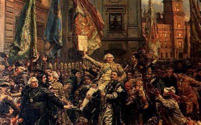 Pamiętamy o dziedzictwie Konstytucji 3 Maja.
