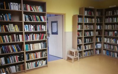 Biblioteka w Iwanowicach otwarta dla Czytelników!!!