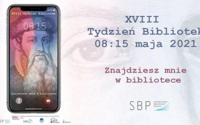 Tydzień Bibliotek w Filii w Widomej