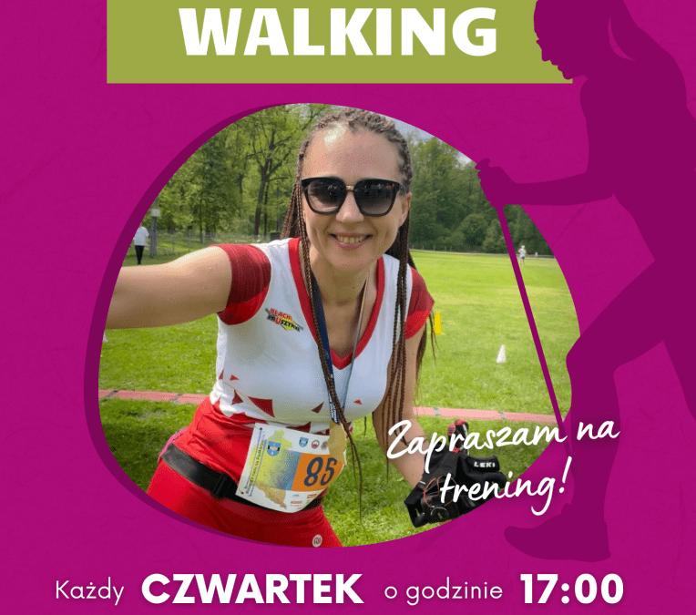 Nordic Walking w Iwanowicach – zajęcia bezpłatne